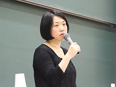 複合的思考・融合教育入門」で本学卒業生の上田 洋子さんが講義 | 京都 ...