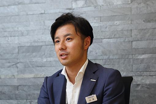 山本 浩貴さん